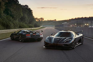Koenigsegg Agera Final Editions Named After Famous Movie Characters