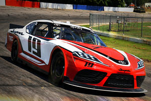 The New Toyota Supra Will Race At NASCAR Next Year
