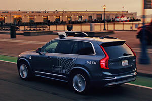 Uber's Self Driving Program To Resume After Fatal Crash