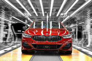 The Stunning 2019 BMW 8 Series Has Officially Started Production