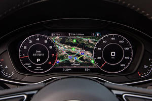 Digital Displays Will Replace Speedometers Because Of EVs
