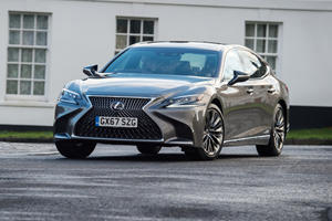 2018 Lexus LS 500h Test Drive Review: Japanese Luxury With A Hybrid Heart