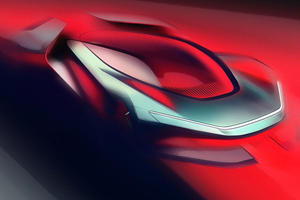 Pininfarina PF0 Electric Hypercar Will Be Shown At Monterey Next Month