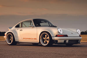 Singer Unveils Most Advanced Air-Cooled Porsche 911 In The World