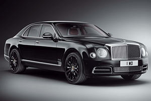 Bentley Mulsanne WO Edition Is Steeped In 8 Liters Of Heritage