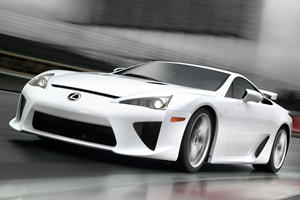 Lexus Is Pondering Its Own Hybrid Sports Car