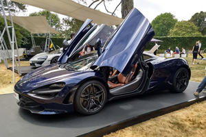 Don't Expect An All-Electric McLaren To Have Radical Design Proportions