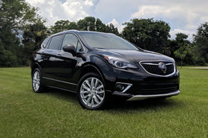 2019 Buick Envision Test Drive Review: Forget Me Not