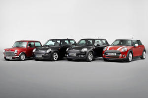 Mini Says Future Cars Don't Have To Be Mini Anymore