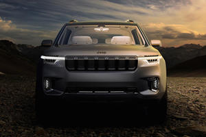 Hellcat-Powered Jeep Grand Wagoneer Trackhawk To Have 718 HP?