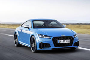 2019 Audi TT Arrives With Sportier Styling And New Special Editions