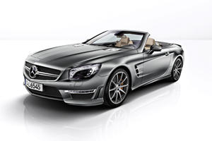 Mercedes-Benz SL65 AMG '45th Anniversary' Edition Comes to NYC