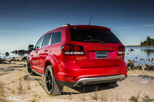 Has The Dodge Journey Finally Reached The End Of It Journey?