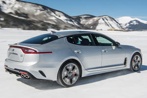 Could The Kia Stinger GT Be A Future Muscle Car Collectible?