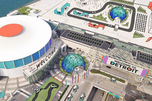 Detroit Auto Show Will Officially Move To June Starting In 2020