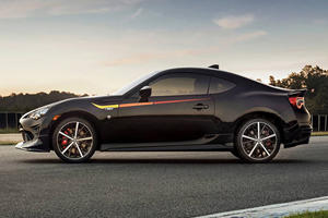 2019 Toyota 86 TRD Edition Boosts Handling Without More Power