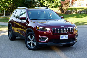 2019 Jeep Cherokee Test Drive Review: In Too Deep