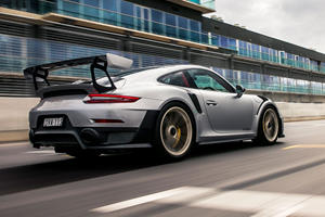 Porsche 911 GT2 RS Claims Another Production Car Lap Record