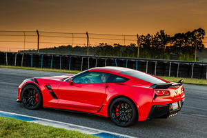 Chevrolet Corvette And Volt Top The 2018 Made In America Auto Index List