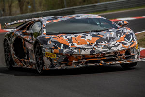 Lamborghini Aventador SVJ Sets New Nurburgring Lap Record At 6:44.97