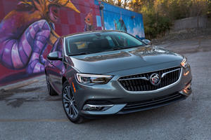 Buick Regal Could Be Next To Receive Luxury Avenir Trim