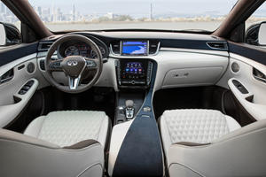 Infiniti QX50's Autograph Interior Feels Like A Luxury Resort Hotel