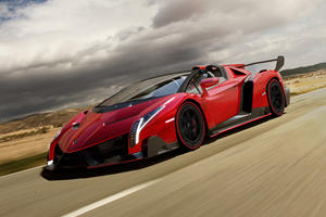 These Are The Most Extreme Lamborghinis Ever Made