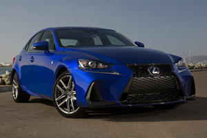 Will The Lexus IS Grow In Size Or Be Killed Off Entirely?