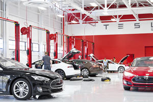 Tesla Model 3 Production Has Been Sorted, But Not Service Centers?