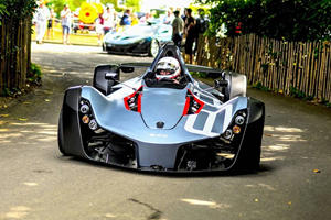 Watch The BAC Mono Set A New Supercar Record At Goodwood