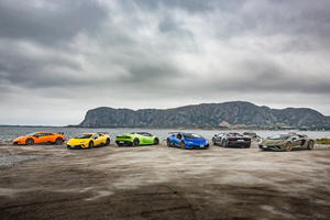 The Lamborghini Avventura 2018 Norway Expedition Is The Best Way To Explore Scandinavia