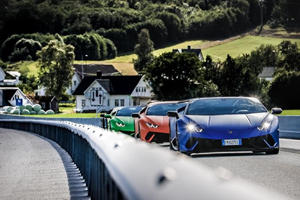 The Lamborghini Avventura 2018 Norway Expedition Is The Best Way To Explore Scandinavia