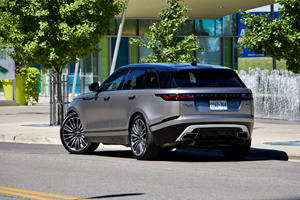 2018 Land Rover Range Rover Velar Test Drive Review: Meet Me In The Middle