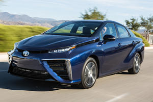 Hydrogen Shortage Has Automakers Scratching Their Heads