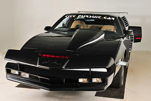 You Can Own The Original KITT From Knight Rider