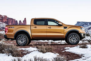 2019 Ford Ranger Will Offer Radar Aided Towing Feature