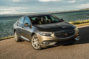 Buick Expands Luxury Avenir Sub-Brand With 2019 Regal