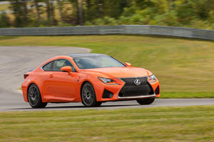 The Lexus RC F Is A Used Bargain With A Throaty V8