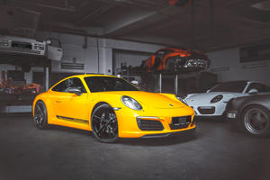 TechArt Gives The 911 Carrera T The Power It Deserves
