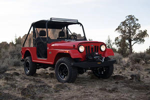 FCA Trying To Stop Indian Company From Selling Jeep Wrangler Look-A-Like