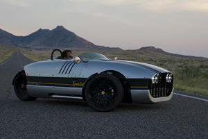 New Vanderhall Venice Speedster Is A Retro Missile For One