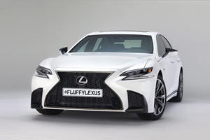 Here Is The Secret To Getting A Free Lexus LS 500 F Sport