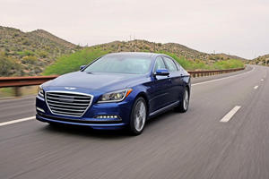 Remember When Genesis Was Still A Hyundai? It's Now Incredibly Cheap