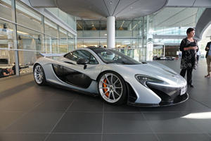 Our Tour Of The McLaren Technology Center Was Mesmerizing