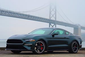 2019 Ford Mustang Bullitt First Drive Review: America's Bond Car Is Back