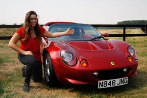 First-Ever Lotus Elise Reunited With Its Namesake