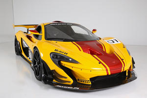 Here's Your Chance To Own The First McLaren P1 GTR Ever Made