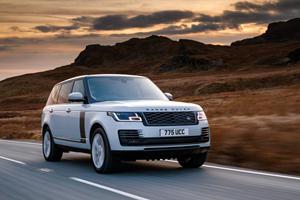 Plug-In Hybrid Joins 2019 Range Rover Lineup With 31-Mile EV Range