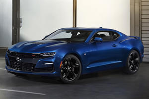 The 2019 Chevrolet Camaro Is Not Only Uglier, It's Less Efficient