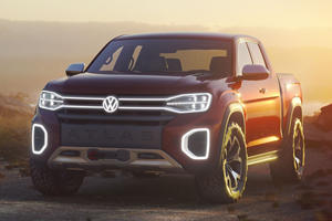 "Volkswagen Afraid To Compete In ""Patriotic"" Truck Segment?"
